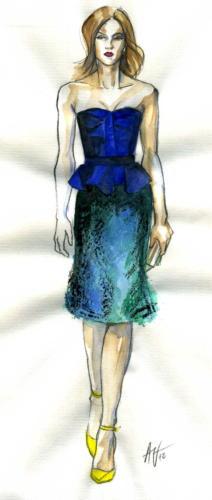 fashion sketch01