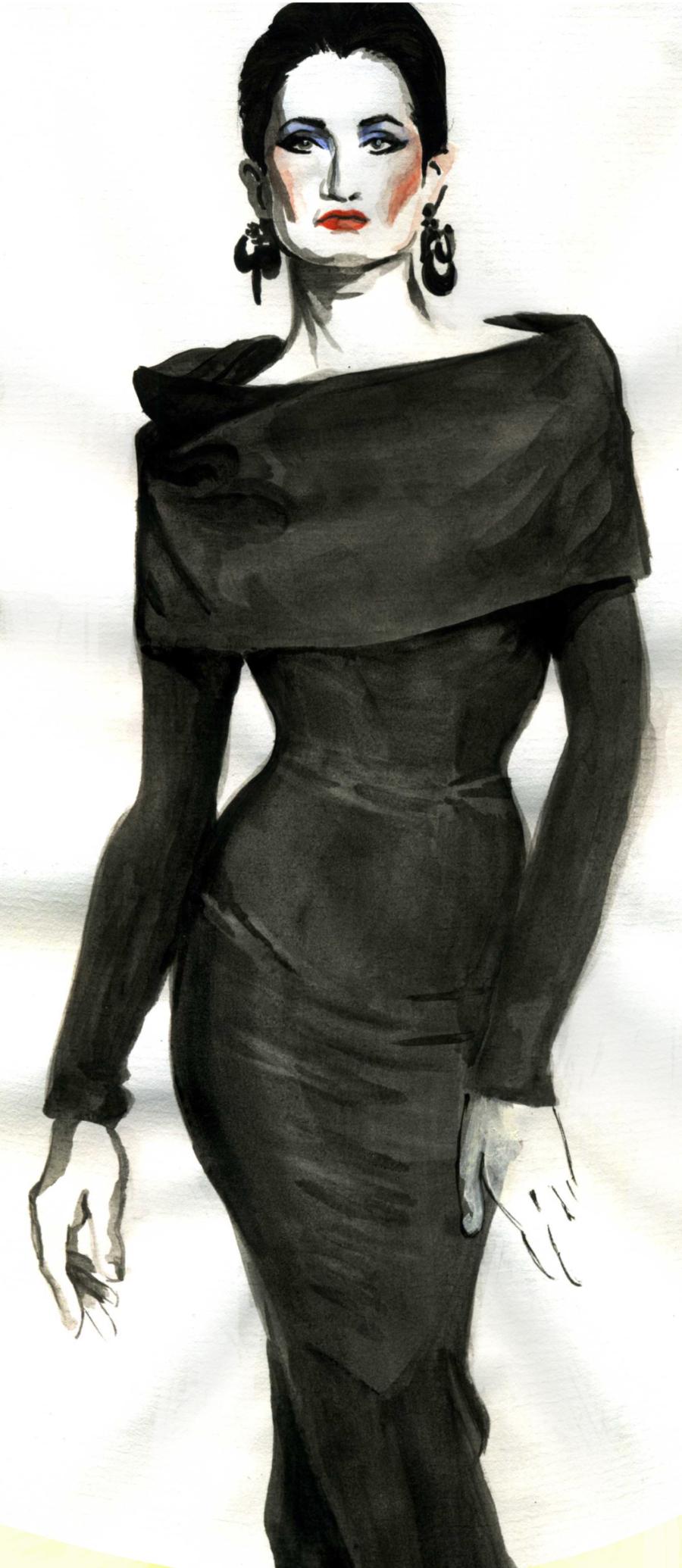 fashion sketch07